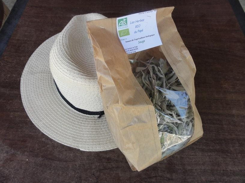 Les Herbes du Papé – Sauge 50 g