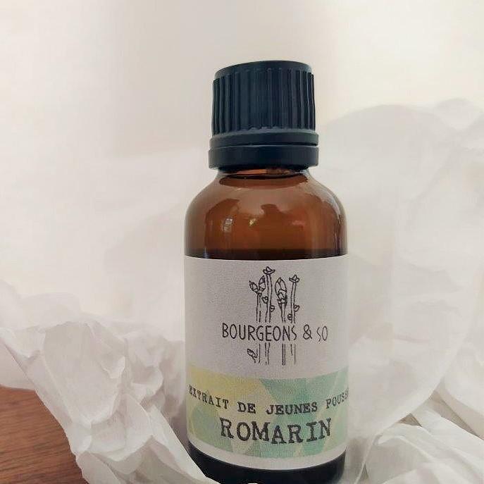 ROMARIN – Extrait de jeunes pousses